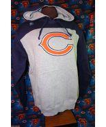 Chicago Bears Hoodie Sweatshirt NFL Team Apparel Large Adult   - $39.99