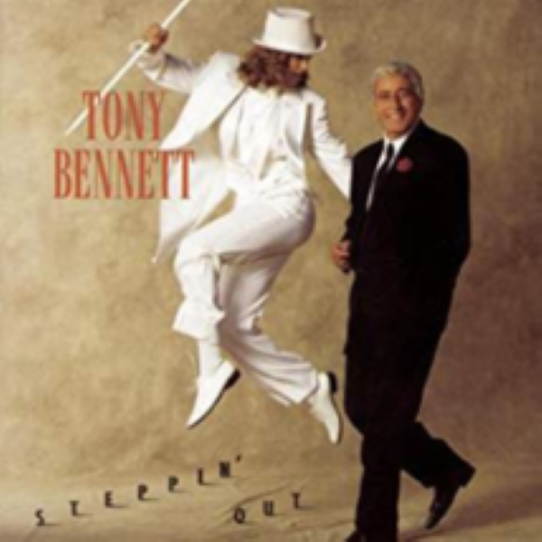 Steppin' Out by Tony Bennett Cd