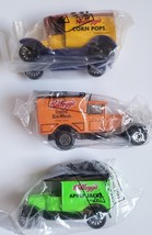 1990's Set of 3 Kellogg's Cereal Promo Mail in Die Cast Matchbox Deliver... - $8.95