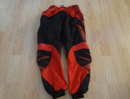 Youth O'Neal Sz 5/6 Racing Pants (Red/Black) Element Series - $28.04