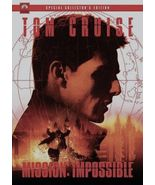 Mission: Impossible (DVD, 2006, Special Collector's Edition) - $154,63 MXN