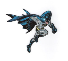 Harley Quinn Mini Pop Style Figure Embroidered Patch Batman NEW UNUSED