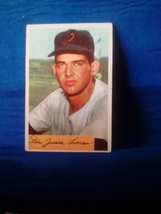 1954 Bowman Don Larsen RC #101 - $50.00