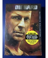 Die Hard: The Ultimate Collection DVD 8-Disc Willis McClane Special Edit... - $29.99