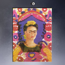 """Frida Kahlo """"The Frame,c.1938"""" HD print on canvas large wall picture 36x24"""" - $27.71"""