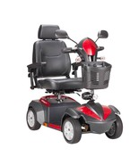 Drive Medical Ventura Power 4-Wheel Mobility Scooter-Captain's Seat-18'' - $1,899.00