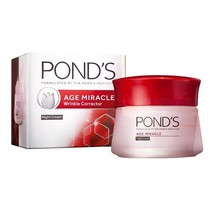 Ponds Age Miracle Cream Pro-cell Complex Night 50g - $22.76