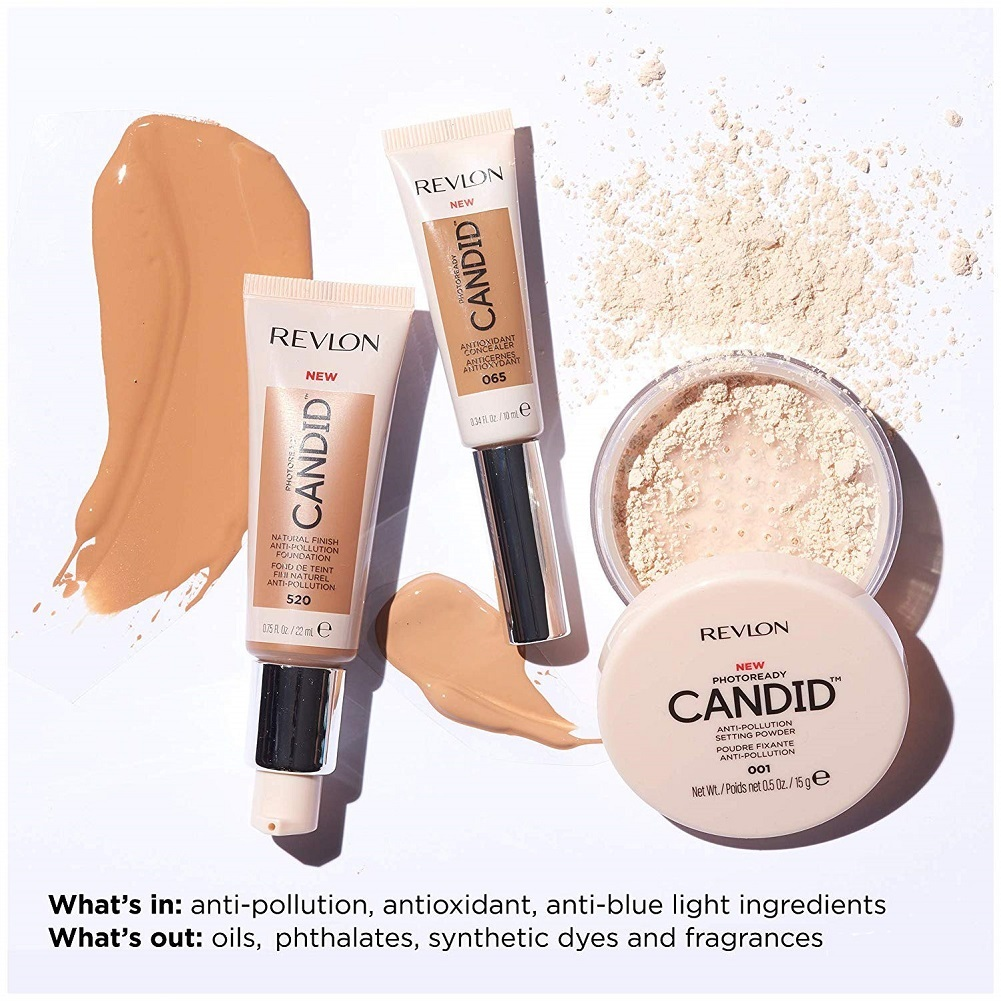 PhotoReady Candid™ Natural Finish Anti-Pollution
