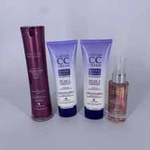 Alterna Caviar Lot | Cc Cream | Infinite Color Vibrancy Serum | Nourishing Oil - $75.23