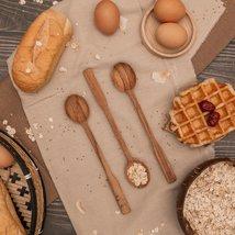 Long Handle Minimalist Wooden Spoon - $15.00