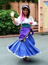 Esmeralda Costume Adults Esmeralda Cosplay Costume - $136.00