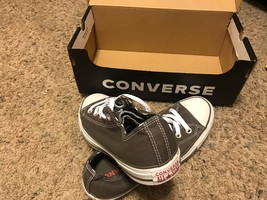Converse Women's CT AS Shoreline Charcoal/White/D Slip On Sneaker-Asst S... - $50.00