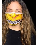 Face Mask Gamorrean Guard Fun Creepy Teeth Monster Scary Funny Washable ... - $6.98