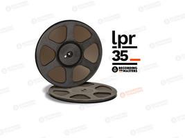 "RTM LPR35 BASF Long Play Reel Tape 1/4"" 3600ft 1100m 10.5"" Authorised De... - $53.46"