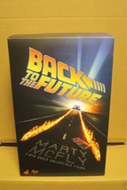 Hot Toys  Back to the Future Marty Toy Hobby New Unopened C47 - $840.00