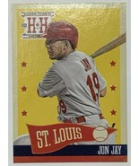 2013 Panini Hometown Heroes #98 Jon Jay St. Louis Cardinals Baseball Card - $2.44