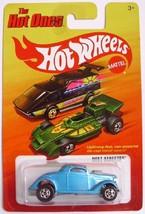 2011 Hot Wheels Hot Ones Neet Streeter Mtlflk Teal BWs - €5,54 EUR