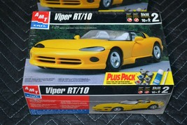 "AMT / ERTL DODGE VIPER RT-10 ""Plus Pack"" #6269 Model Kit 1/25 Skill 2 (NEW) - $11.29"