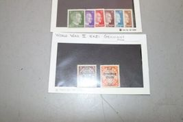 Mint Never Hinged MNH Vintage German Germany DDR Colonies WWII States Occupation image 4