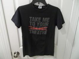 "Disney's Mars Needs Moms ""Take Me To Your Theatre"" Black Adult S Promo T-Shirt - $15.00"