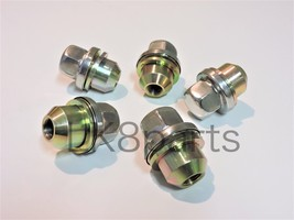 Land Rover Range Rover P38 Discovery 2 99-04 Wheel Lug Nuts Set x5 ANR36... - $20.00