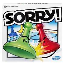 Hasbro Sorry! Game - $11.57