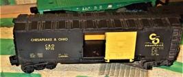 Lionel Train - Box Car - O Scale - $24.95