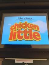 Nintendo Game Boy Advance GBA Disney's Chicken Little image 1