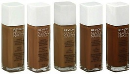 NEW Revlon Nearly Naked Makeup Foundation SPF 20 (Sealed) - Choose Your ... - $8.90+