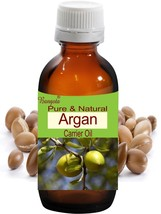 Argan Oil- Pure & Natural Carrier Oil- 50ml Argania Spinosa by Bangota - $16.60