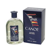 Canoe by Dana For Men. Aftershave 8.0 oz / 250 Ml. image 2