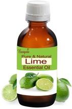 Lime Pure Natural Undiluted Essential Oil 50 ml Citrus Aurantifolia by Bangota - $16.55