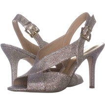 Michael Michael Kors Becky Dress Sandals Glitter Size 10 - $84.14
