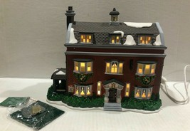 Dept 56 Dickens' Village GAD'S HILL PLACE, 6th Edition, 1997, Pre-owned IOB - $23.03