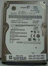 "ST980817AS Seagate 80GB IDE 2.5"" Drive Tested Good Free US Ship Our Driv... - $19.55"