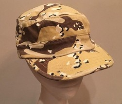 Flexfit Camo Hat-Fits Most Heads-New with Tag! 98% Cotton, 2% Spandex - $4.95