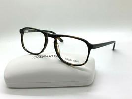 Calvin Klein Ck 19528 235 Dark Havana Eyeglasses Frames 56-19-145MM/CASE - $43.62