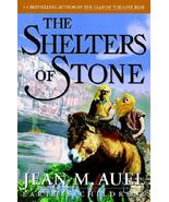 The Shelters of Stone: Earth's Children by Jean M Auel New Hardcover Fir... - $3.49