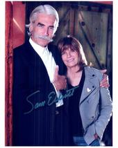 SAM ELLIOTT Authentic Original  SIGNED AUTOGRAPHED 8X10 PHOTO w/COA 326 - $60.00