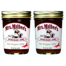 Mrs Millers Homemade Hot Pepper Jelly 2/9 Oz. Jars - €12,17 EUR