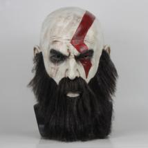 Halloween Party Mask God Of War 4 Cosplay Kratos Mask Costume Adult Masq... - $28.50