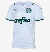 Palmeiras away soccer jersey (2021 season) - $45.00