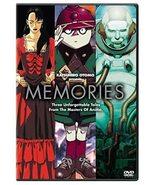 Memories DVD - $8.46