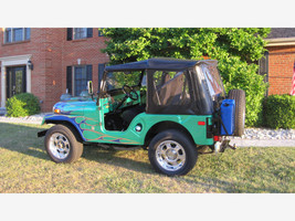 1970 Jeep CJ-5 For Sale In Liberty Twp., OH 45044 image 3