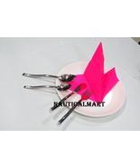 Al-Nurayn Cutlery Set in Stainless Steel Flatware Set Of 8 By NauticalMart - $169.00