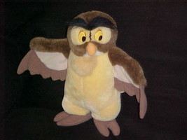 "12"" Disney OWL Plush Stuffed Toy From Winnie The Pooh Nice  - $56.09"