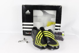 Vintage Neuf Adidas Homme 12 Tunit f50 Football Cale Chaussures Kit de Démarrage - $208.65