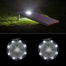 Cornhole Lantern - WHITE - $37.50
