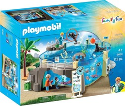 Playmobil #9060 Aquarium - New Factory Sealed - $138.97