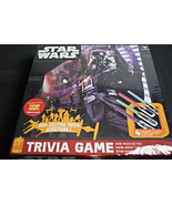 Disney Star Wars Trivia Game With 4 Lightsaber Puzzles 650 Questions - $17.99